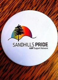 Sandhills Pride Button