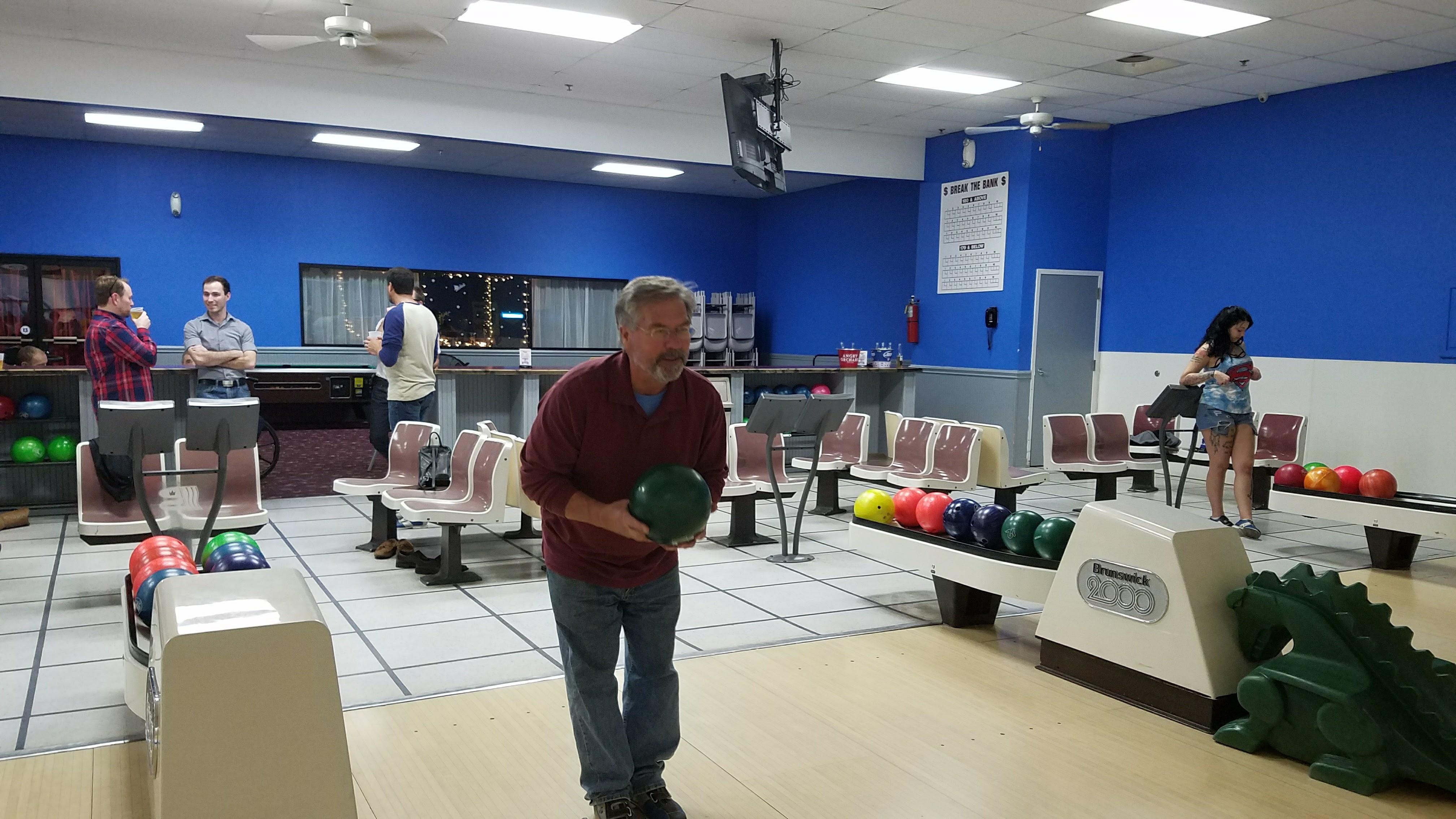Bowling Jan 2017