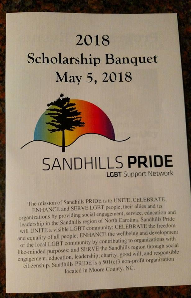 2018 Scholarship Banquet