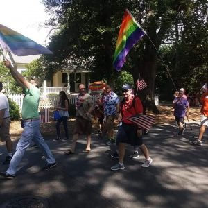 July 4 2018 Pride Parade
