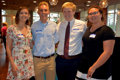Sandhills PRIDE Scholarship Winners
